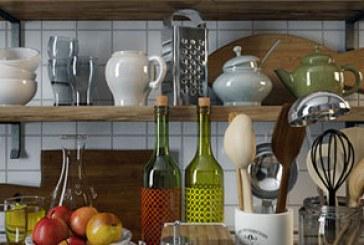 مدل های سه بعدی وسایل آشپرخانه – شماره 3