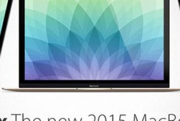 دانلود ماک آپ لپ تاپ مک بوک 2015