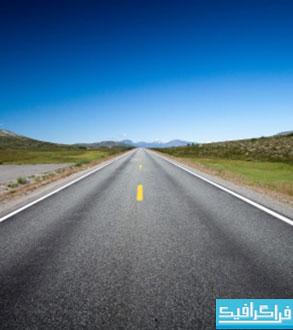 دانلود والپیپر جاده زیبا - شماره 2