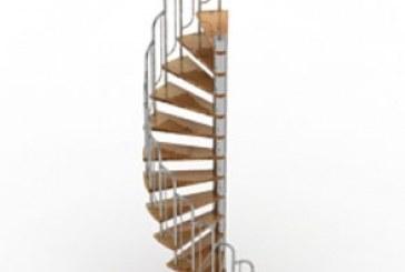 دانلود مدل سه بعدی راه پله – شماره 3