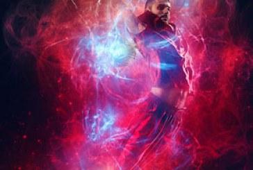 دانلود اکشن فتوشاپ افکت انتزاعی Energy