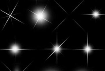 براش های فتوشاپ افکت نور و ستاره – شماره 3