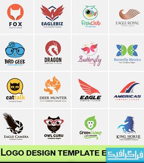 دانلود لوگو های مختلف لایه باز - شماره 81