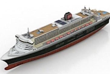 دانلود مدل سه بعدی کشتی