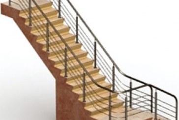 دانلود مدل سه بعدی راه پله – شماره 4