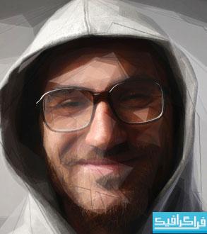 دانلود اکشن فتوشاپ افکت هنری TechniArt