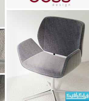 دانلود مدل سه بعدی صندلی - شماره 4