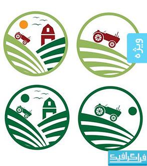 دانلود لوگو های مزرعه ارگانیک