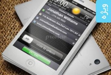 دانلود کارت ویزیت طرح تلفن همراه – شماره 2