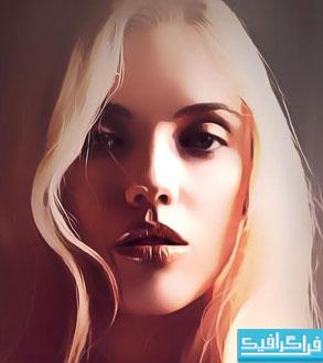 دانلود اکشن فتوشاپ افکت نقاشی - شماره 4