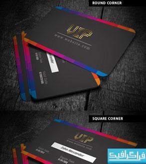 دانلود کارت ویزیت ویژه VIP