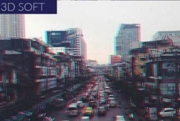 اکشن فتوشاپ ساخت تصویر سه بعدی – شماره 2