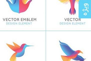 دانلود لوگو های پرنده – Bird Logos