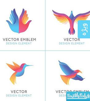 دانلود لوگو های پرنده - Bird Logos