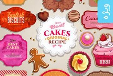 لوگو های آبنبات-شکلات و شیرینی فروشی