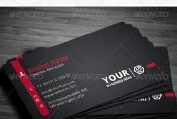 دانلود کارت ویزیت خلاقانه شرکتی – شماره 10