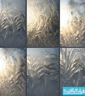 دانلود تکسچر های یخ زمستانی - شماره 2