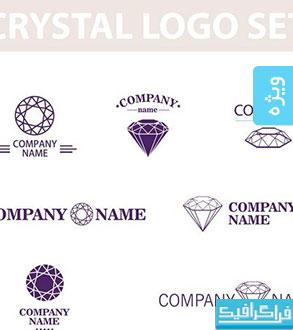 دانلود لوگو های جواهر - Jewelry Logos