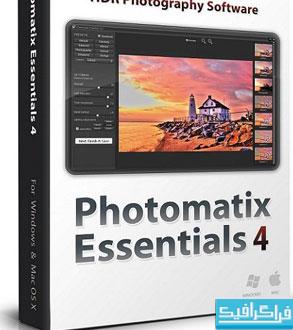 نرم افزار ساخت تصاویر HDRsoft Photomatix Essentials