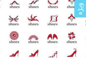 دانلود لوگو های کفش – Shoe Logos