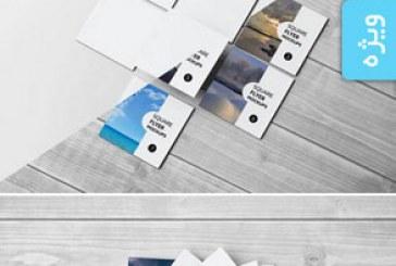 دانلود ماک آپ فتوشاپ پوستر مربعی