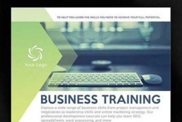 فایل لایه باز پوستر تجاری و شرکتی – شماره 2