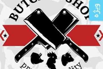 دانلود لوگو های قصابی و گوشت فروشی
