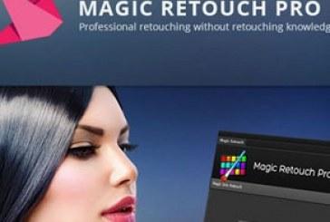 پلاگین فتوشاپ روتوش Magic Retouch Pro