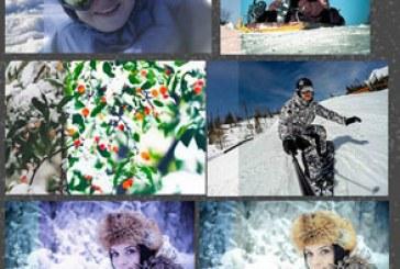 دانلود افکت های لایت روم محیط زمستانی