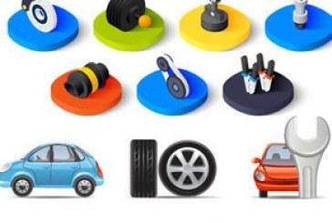 دانلود آیکون های خدمات اتومبیل – شماره 2