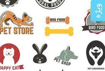 دانلود لوگو های فروشگاه حیوانات خانگی