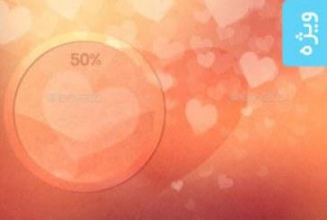 دانلود فایل لایه باز تصاویر عاشقانه