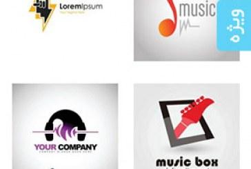 دانلود لوگو های موسیقی – Music Logos
