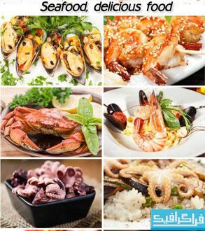 تصاویر استوک غذا های دریایی - شماره 4