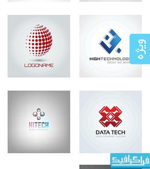 دانلود لوگو های تکنولوژی - Technology Logo