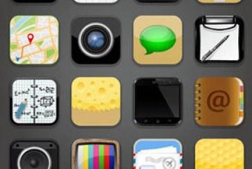 دانلود آیکون برنامه های موبایل – شماره 3