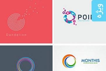 دانلود لوگو های دایره – Circle Logos