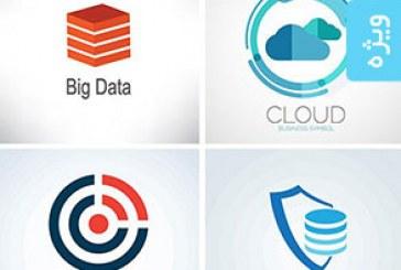 دانلود لوگو های ذخیره سازی داده – Data Storage Logos