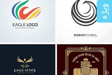 دانلود لوگو های عقاب – Eagle Logos
