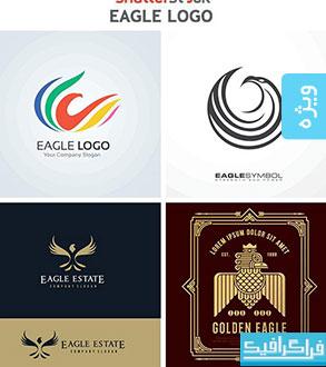 دانلود لوگو های عقاب - Eagle Logos