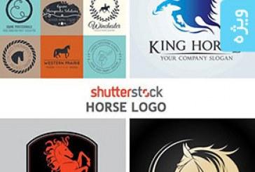 دانلود لوگو های اسب – شماره 2