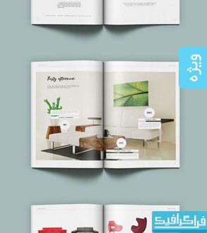 فایل لایه باز ایندیزاین کاتالوگ محصولات - شماره 3