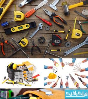 دانلود تصاویر استوک ابزار آلات ساخت و ساز