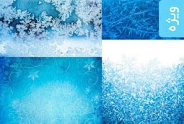 دانلود تکسچر های یخ زمستانی – شماره 4