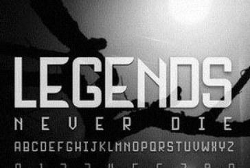 دانلود فونت انگلیسی حرفه ای Legends