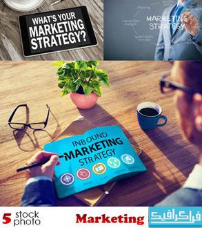 دانلود تصاویر استوک استراتژی بازاریابی