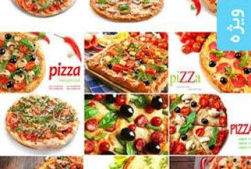 دانلود تصاویر استوک پیتزا – شماره 4