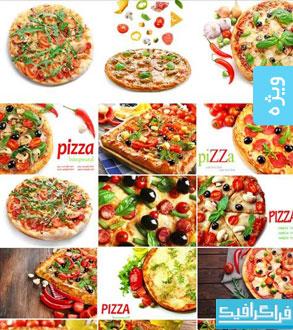 دانلود تصاویر استوک پیتزا - شماره 4
