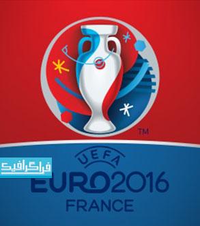 دانلود والپیپر مسابقات فوتبال یورو 2016