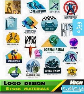 دانلود لوگو های مختلف لایه باز - شماره 88